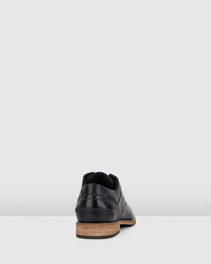 Hush Puppies Belford Black