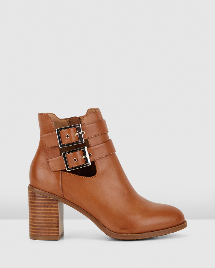 Hush Puppies Grande Tan