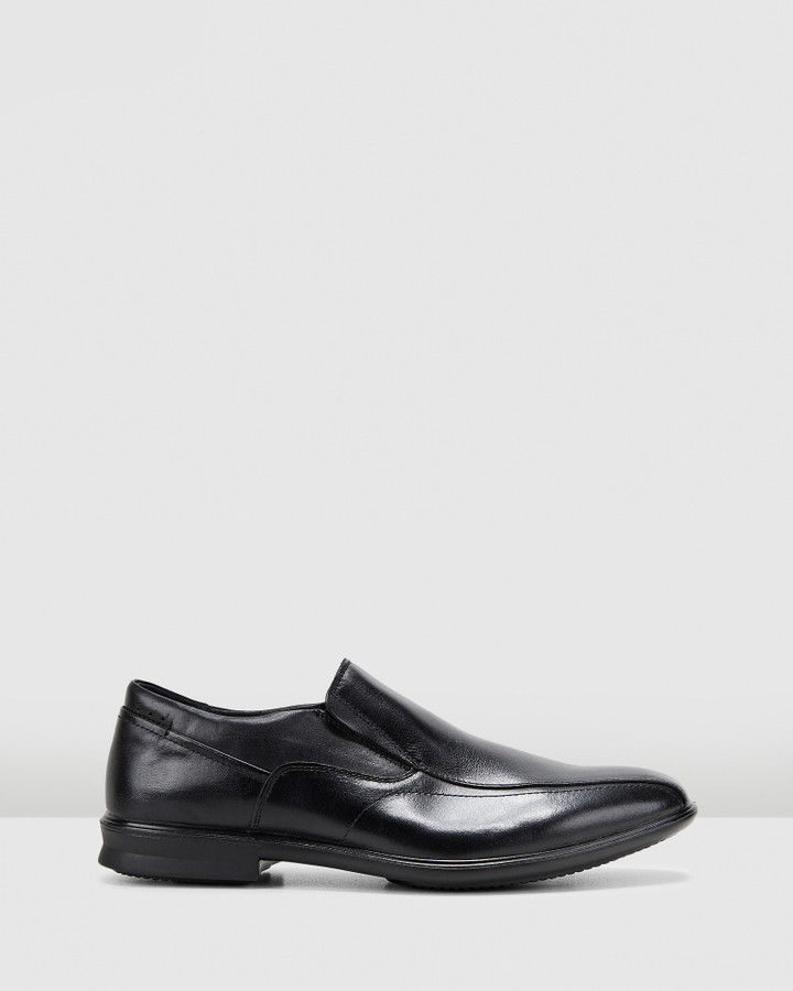 Hush Puppies Callan Black