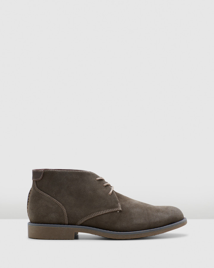 Hush Puppies Terminal Nutmeg