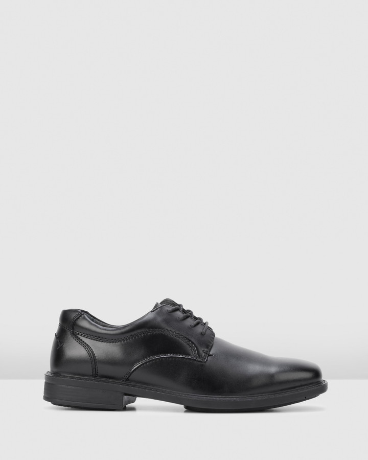 Hush Puppies Heathcote Black