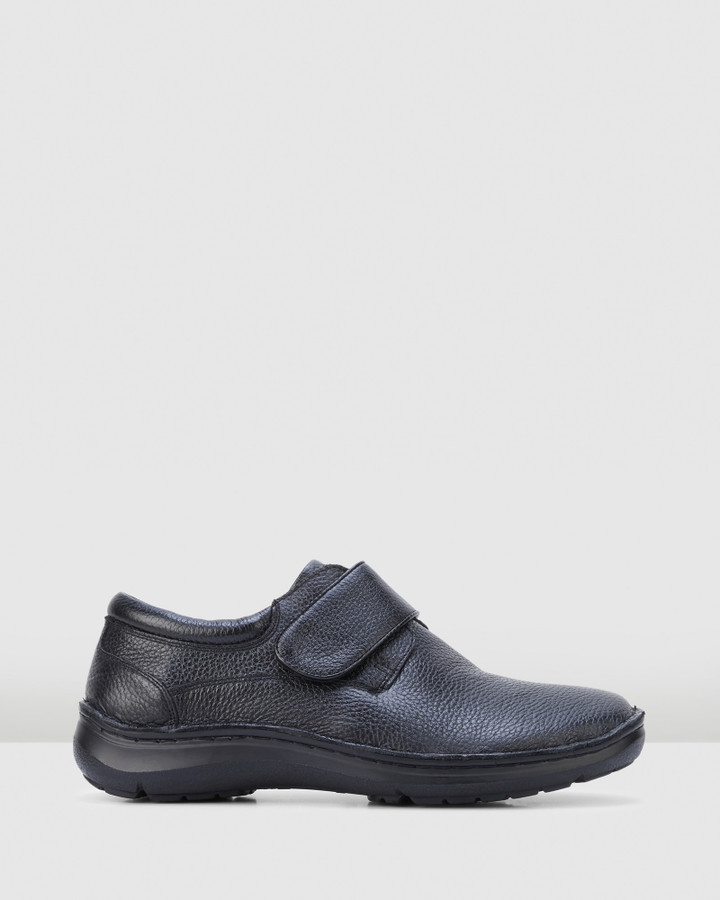 Hush Puppies Bloke Black