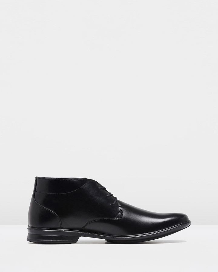 Hush Puppies Chambers Black
