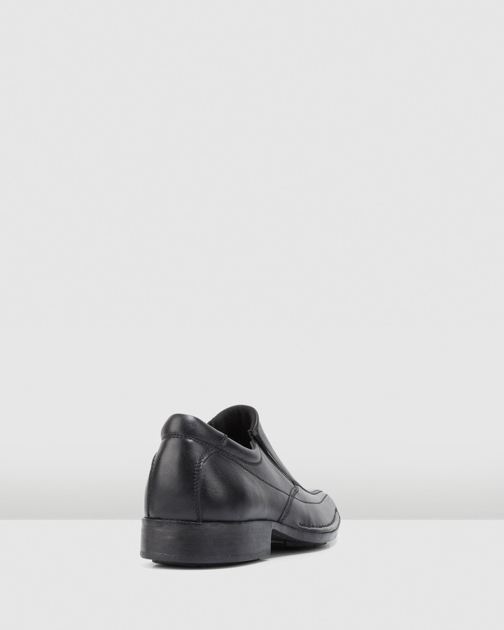Hush Puppies Prestige Black