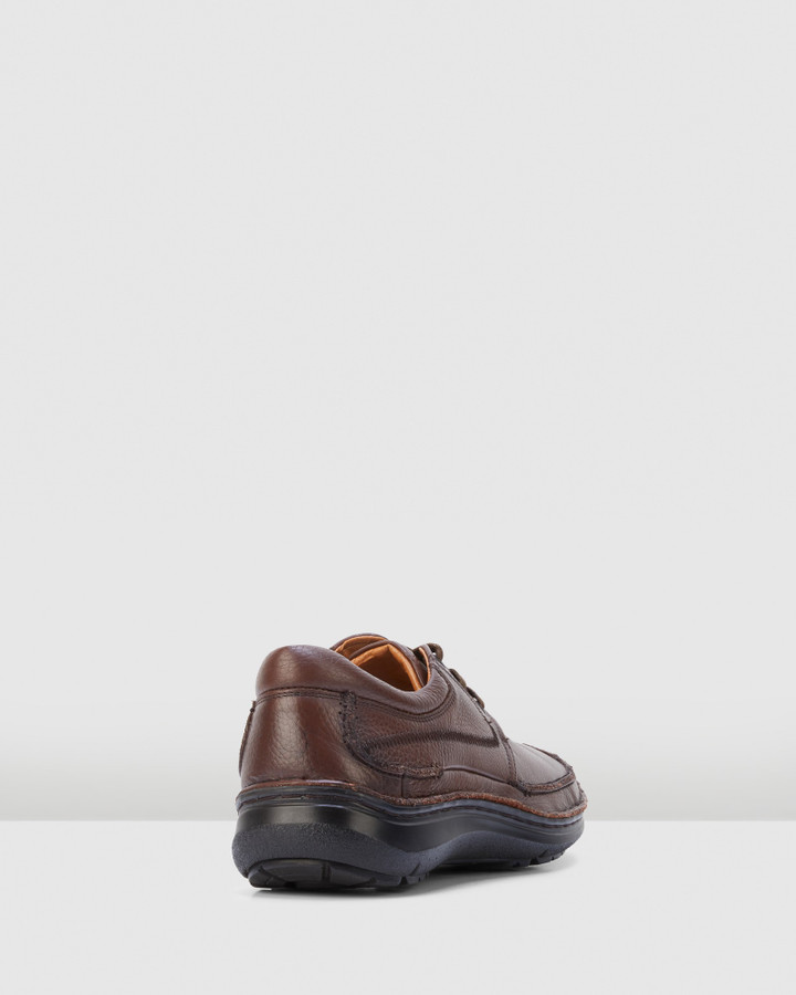 Hush Puppies Borrow Brown