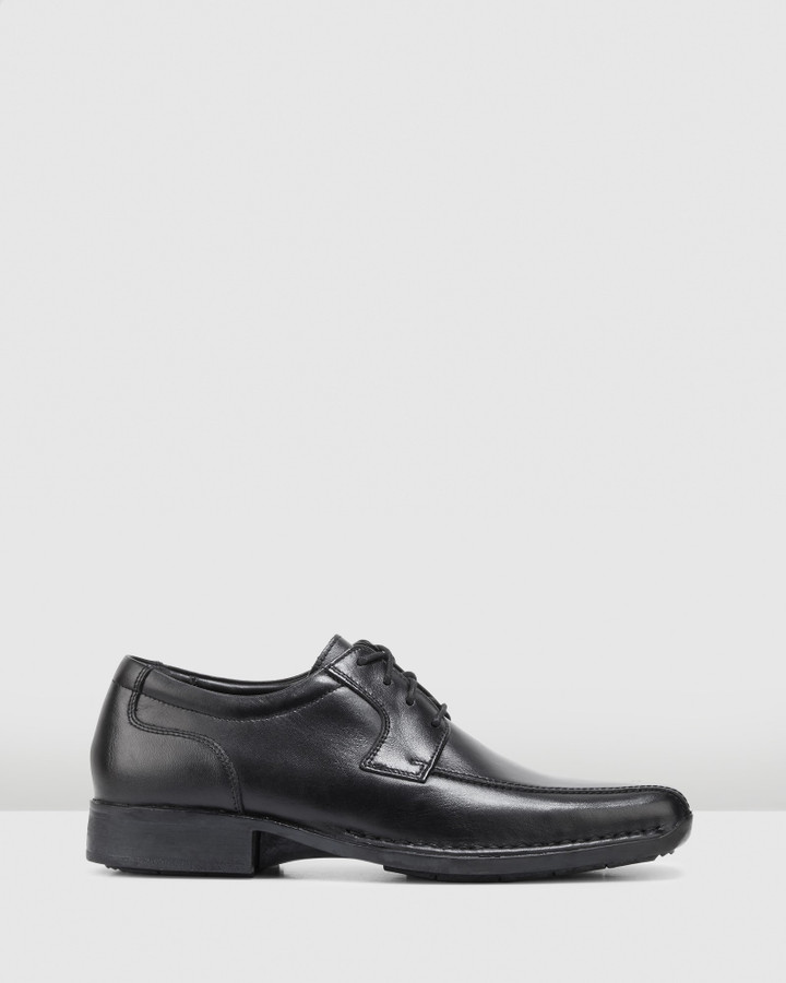Hush Puppies Power Black