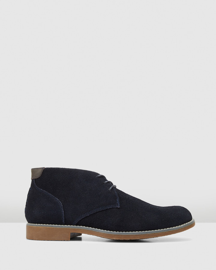 Hush Puppies Terminal Navy