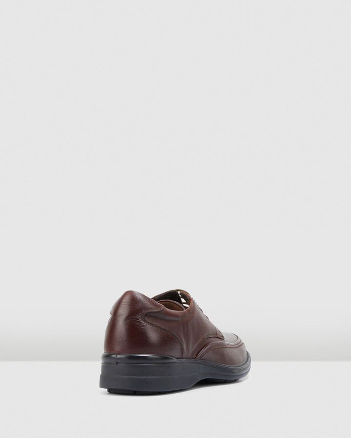 Hush Puppies Torpedo Brown