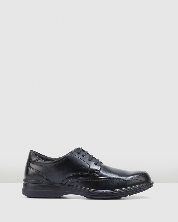 Hush Puppies Torpedo Black