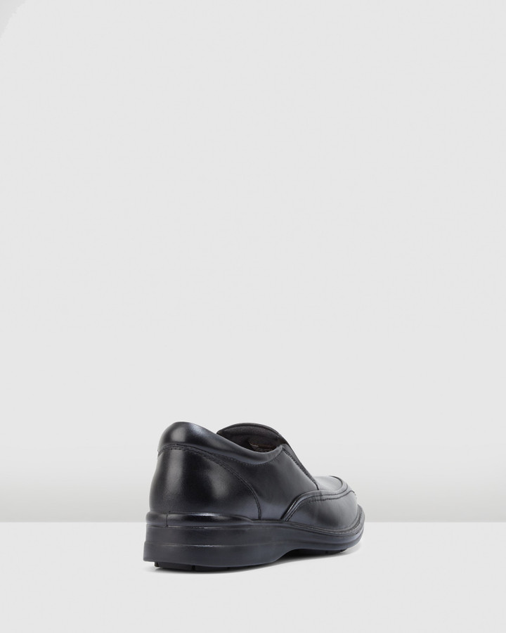 Hush Puppies Transit Black