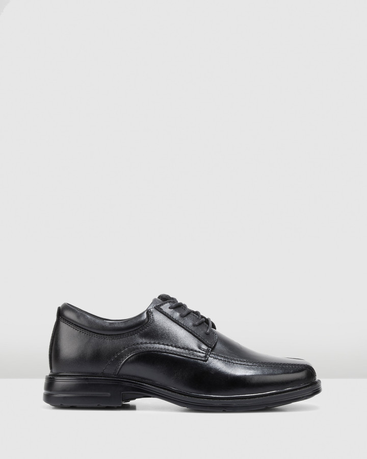 Hush Puppies Rochester Black