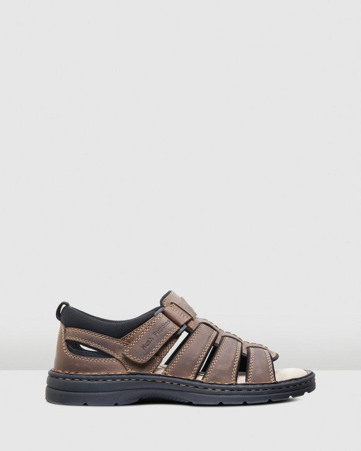 Hush Puppies Spartan Brown