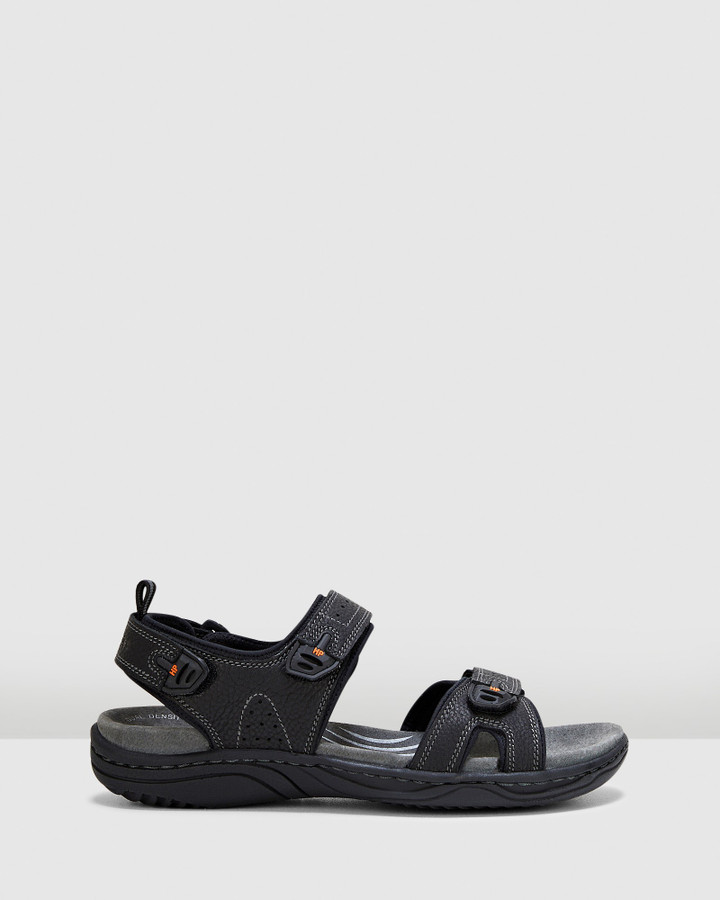 Hush Puppies Austin Black