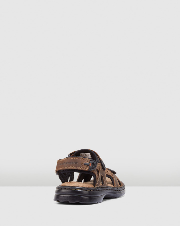 Hush Puppies Simmer Brown
