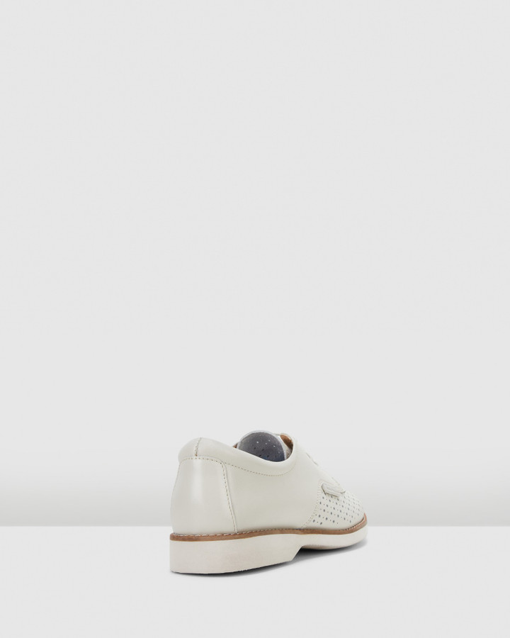 Hush Puppies Danae Ecru