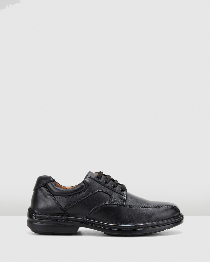 Hush Puppies Walter Black