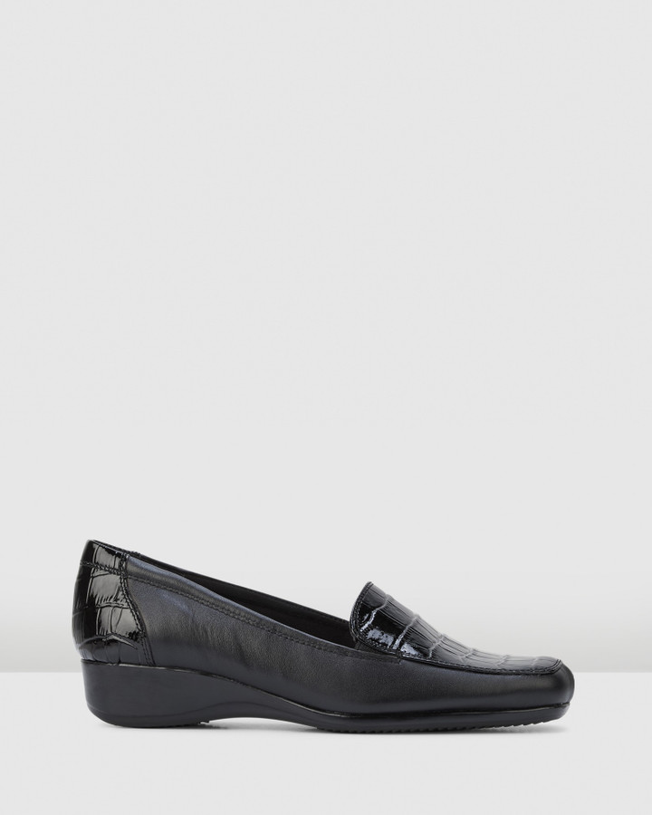 Hush Puppies Meadow Adc Black