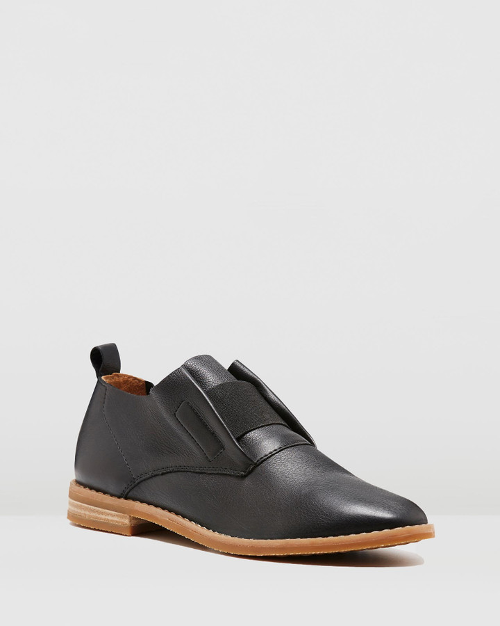 Hush Puppies Annerly Clever Black