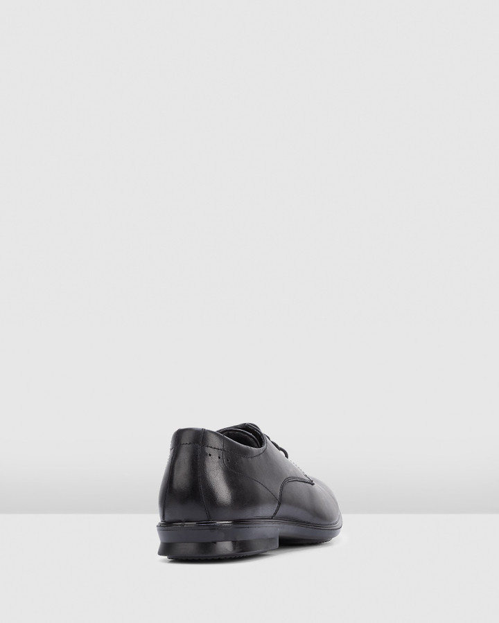 Hush Puppies Cale Black