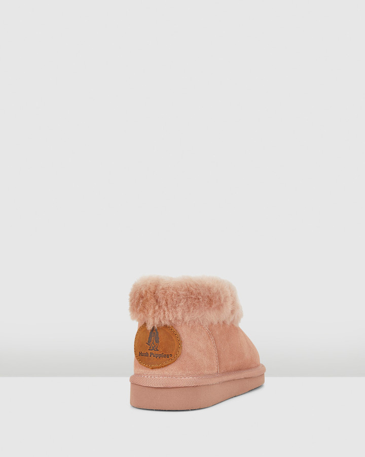 Hush Puppies Lazy Winter Blush