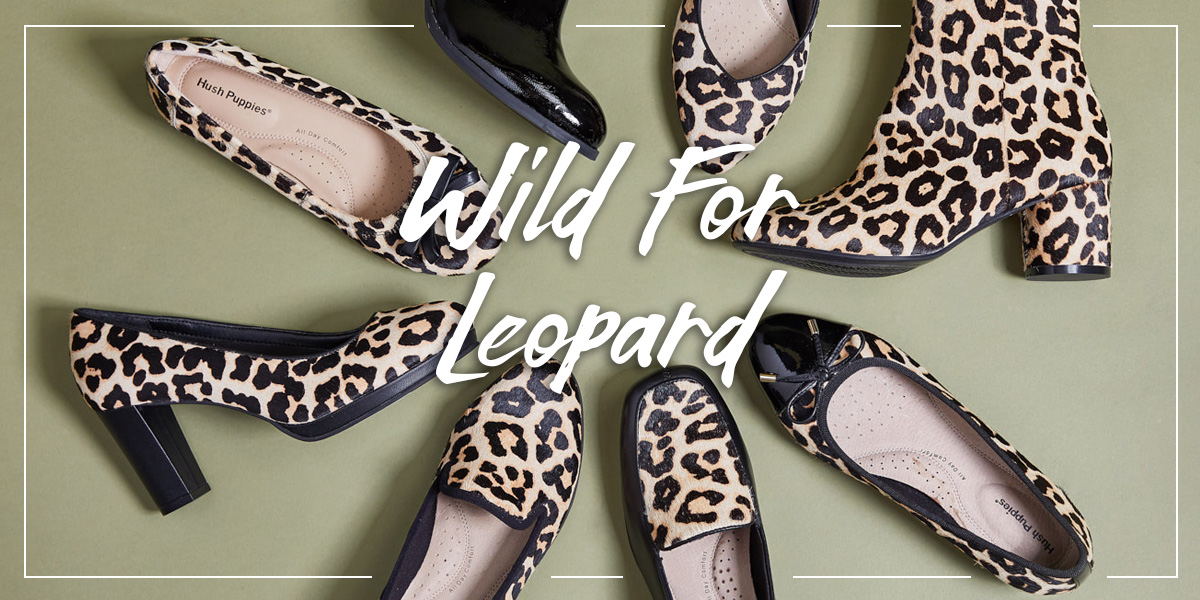 Wild for Leopard