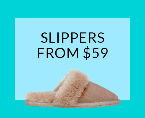 WOMENS SALE SLIPPERS