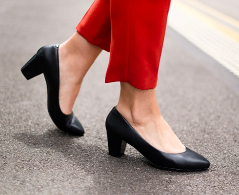 Womens Work Shoes
