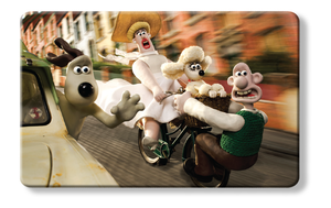 A Matter of Loaf and Death - Wallace & Gromit Myne Card