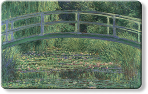Water-Lily Pond by Claude Monet - National Gallery London RFID blocker