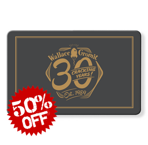 rfid card, limited edition Wallace and Gromit Myne Card