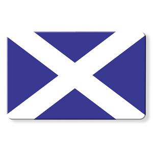 Scotland Flag - Contactless Protection Myne Card