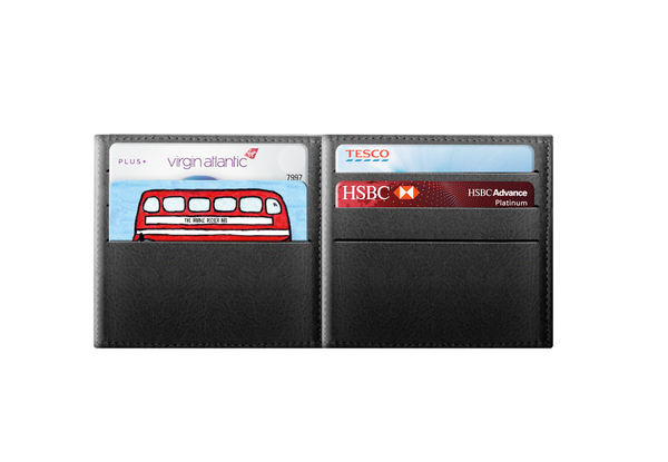 The Double Decker - To Home From London wallet