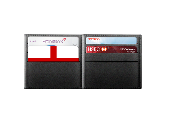 England Flag - rfid card, Contactless Protection Myne Card