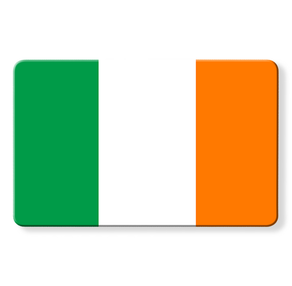Ireland Flag - Contactless Protection Myne Card