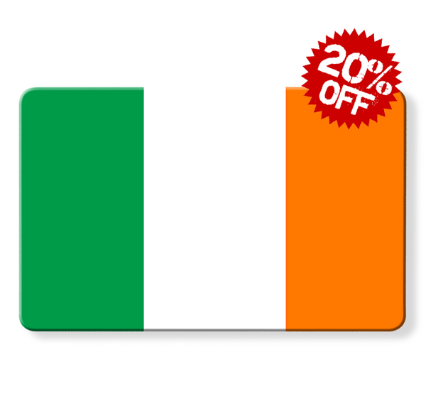rfid card - Irish flag, Myne cards, uk flag, Ireland flag