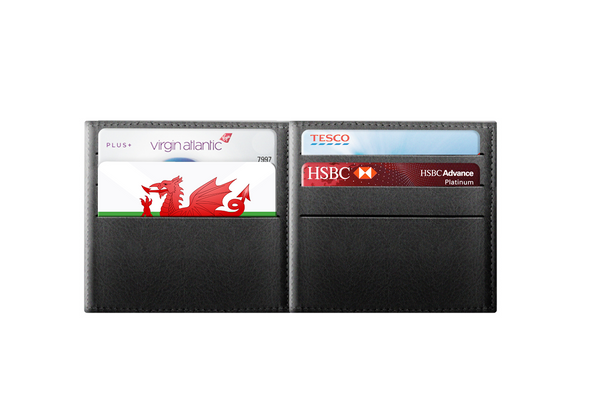 Welsh Flag - Contactless Protection Myne Card wallet