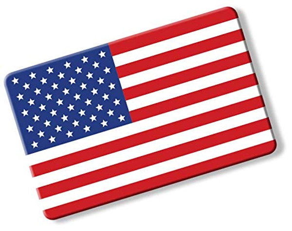 American Flag - Contactless Protection Blocker Card