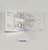 Decal, RNE Mod Gas 460/230V, Aaon, V30160