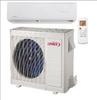Lennox ML-Series 1.5 Ton Low Ambient Single Zone 17,000 BTU Heat Pump Mini-Split System