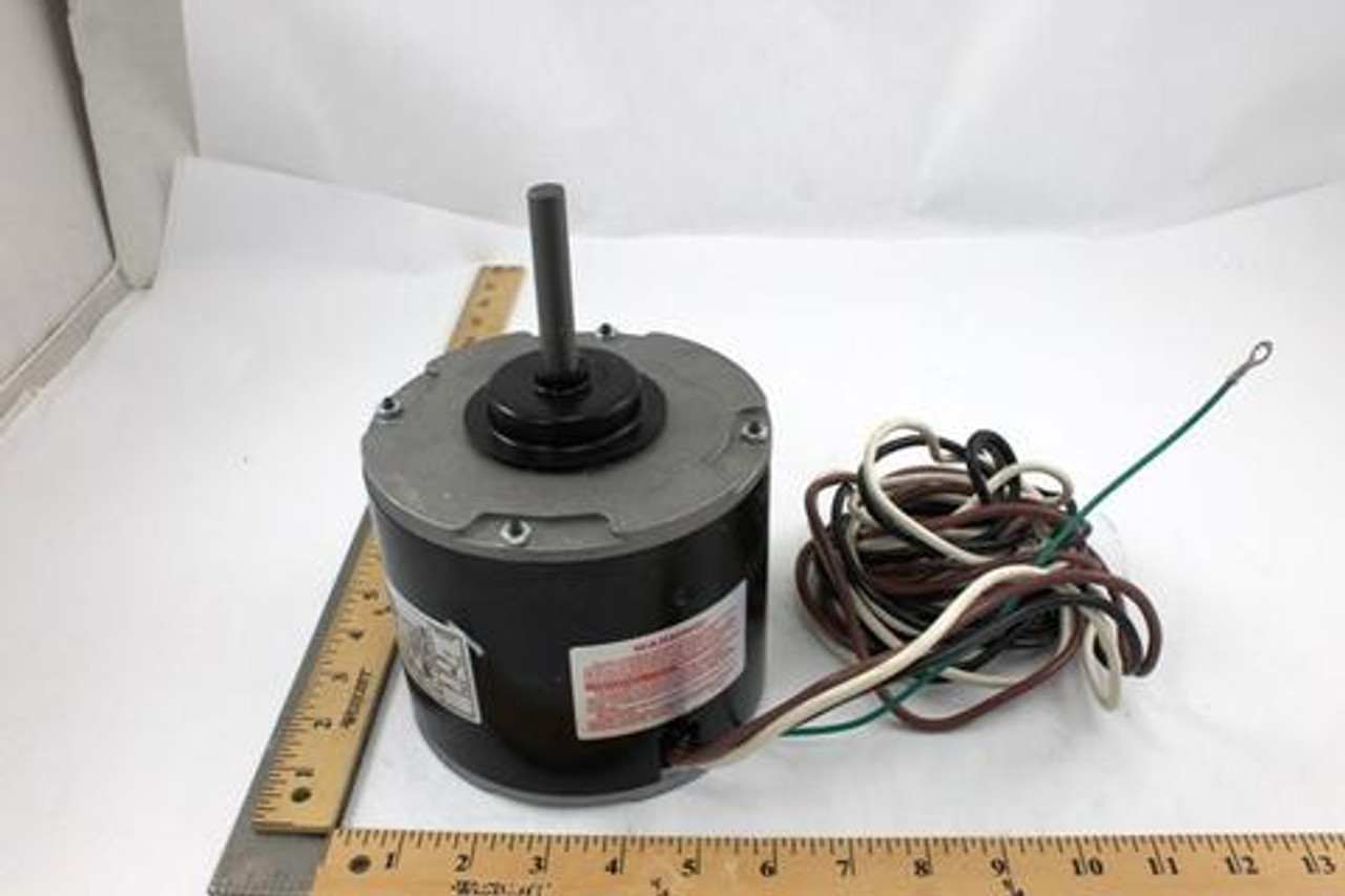 P63013 Motor, Condenser Fan .33HP/1/460V/1100 RPM