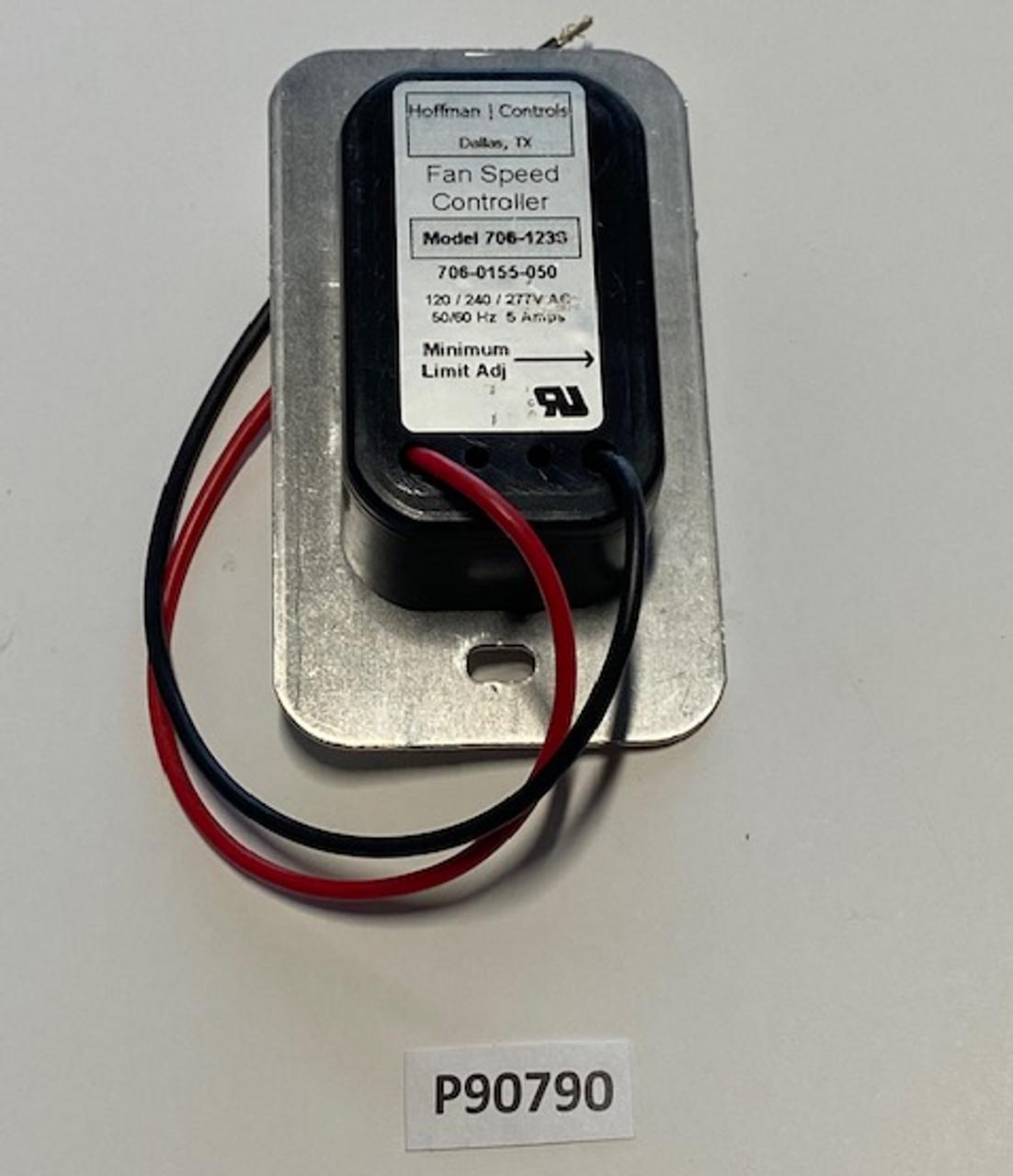 Controller, Motor Speed Hoffman 230V, Aaon, P90790