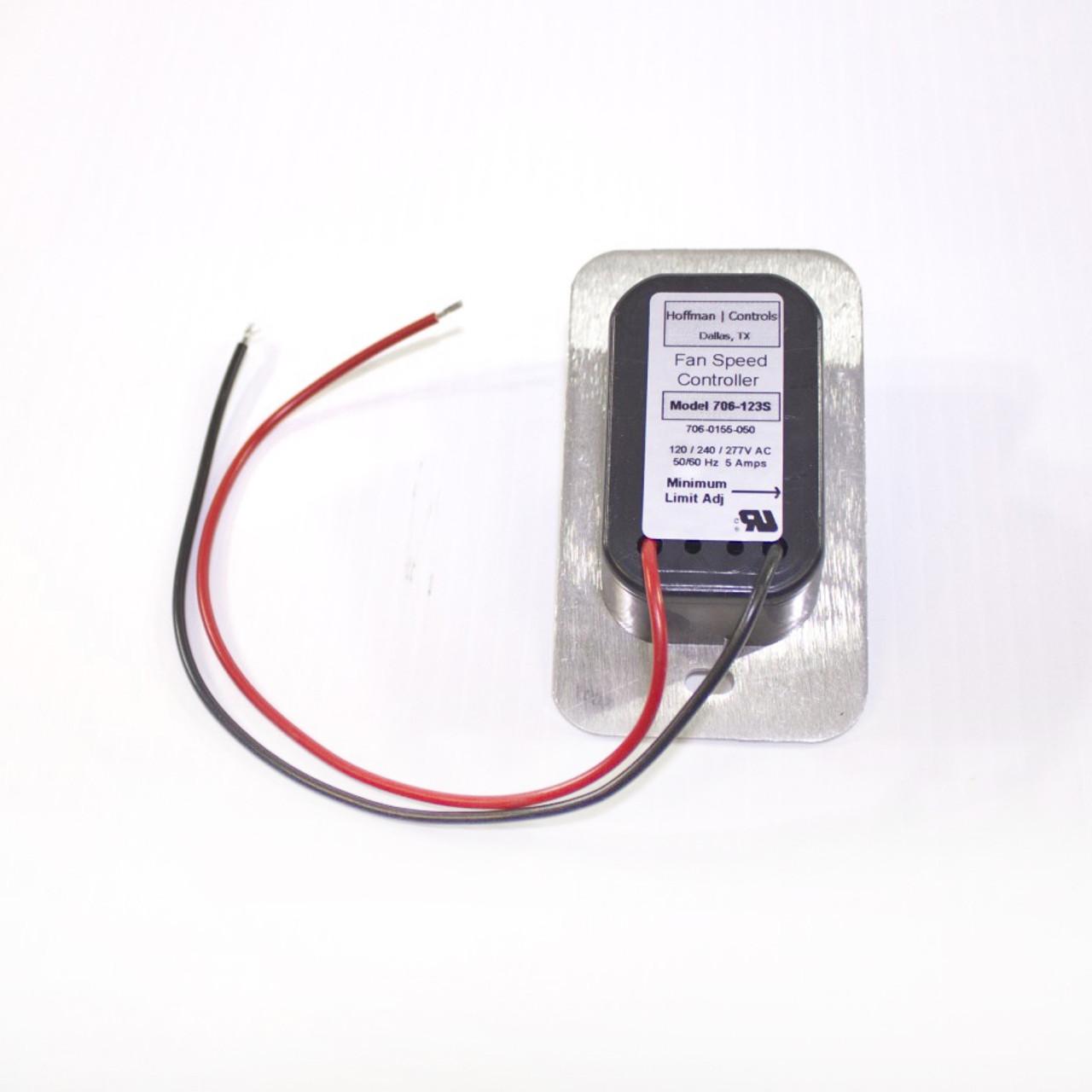 P90790 Controller, Motor Speed Hoffman 230V