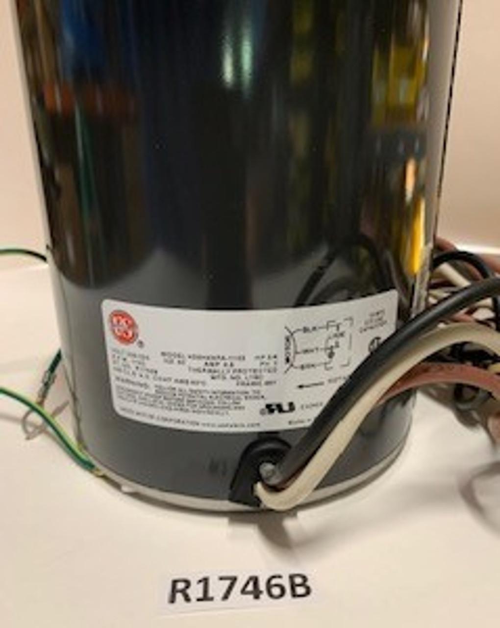 .75 HP/208-230V Condenser Fan Motor, R1746B