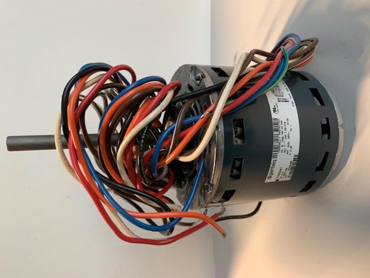R34630 Motor, .75/1/208-230V/1625