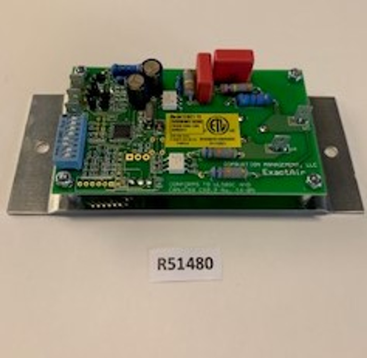 Controller, Speed EAC-10 480V, Aaon, R51480