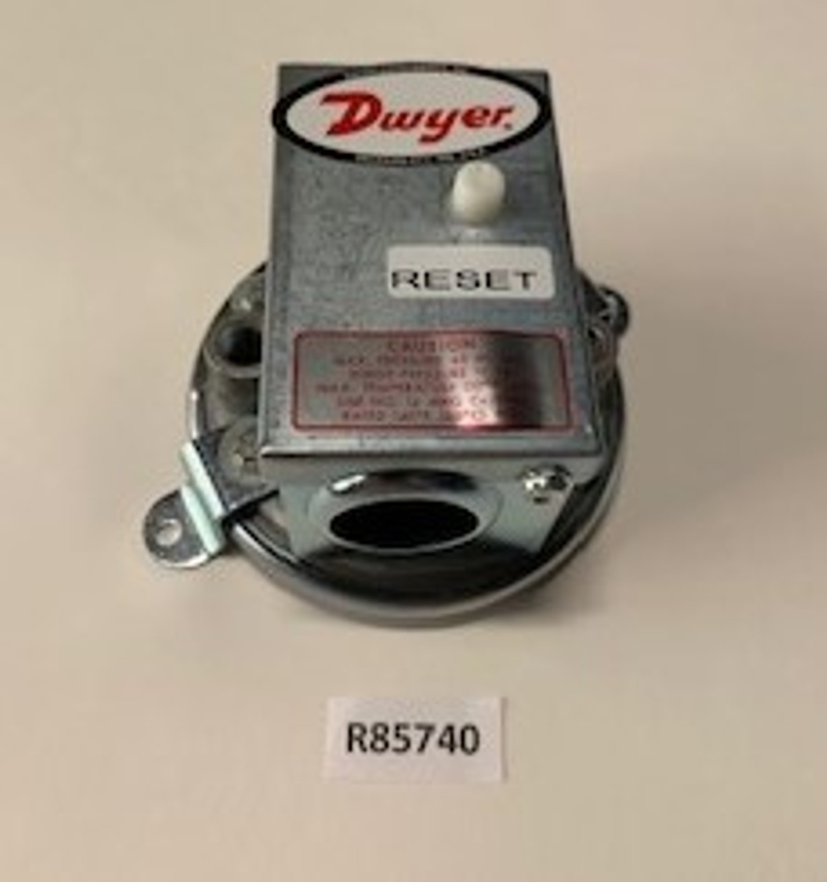 Switch, DPS 1.40-5.50WC Dwyer 1900-5-MR, Aaon, R85740