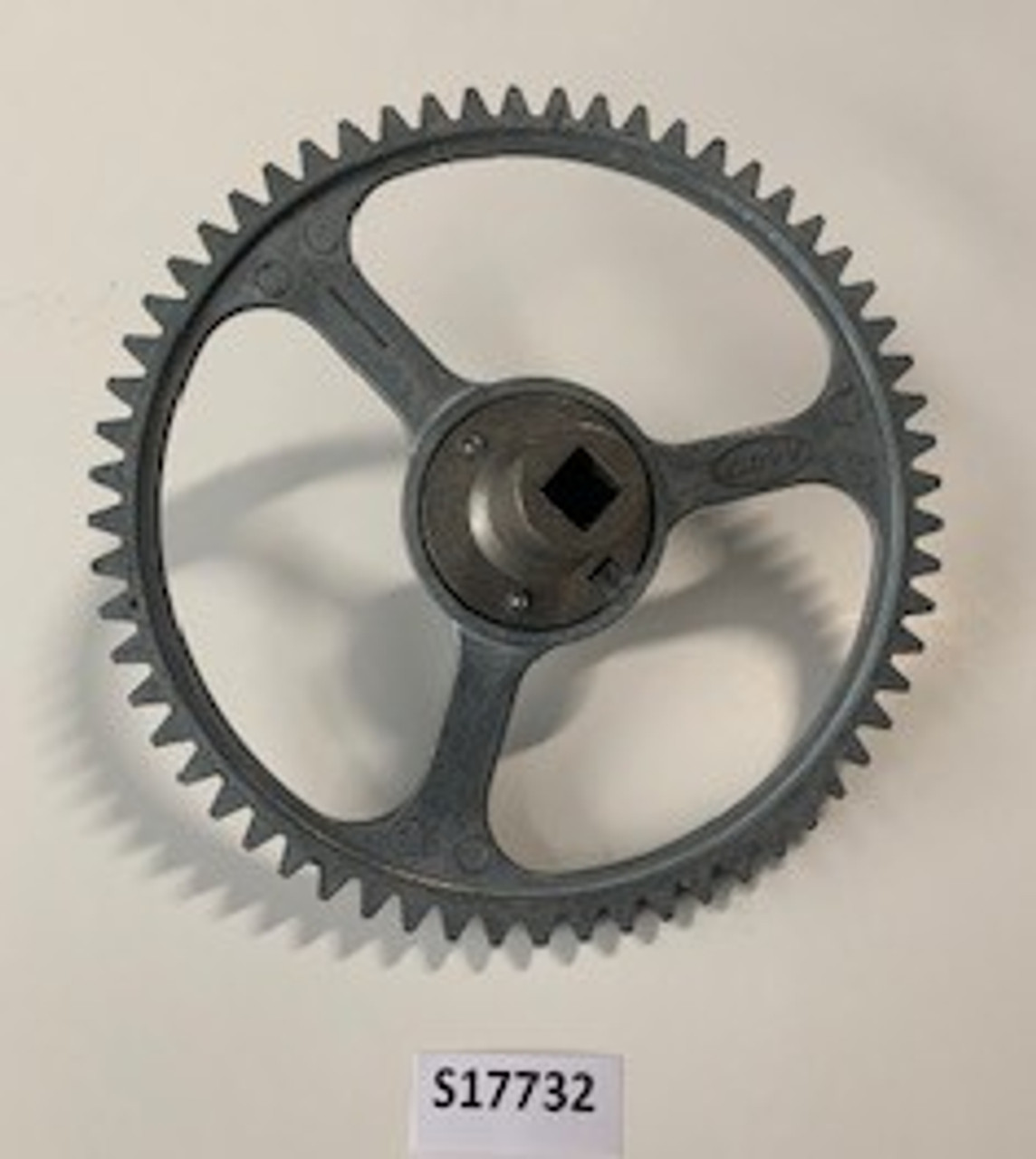 Gear, Economizer R29590 Coupled to P56000, Aaon, S17732