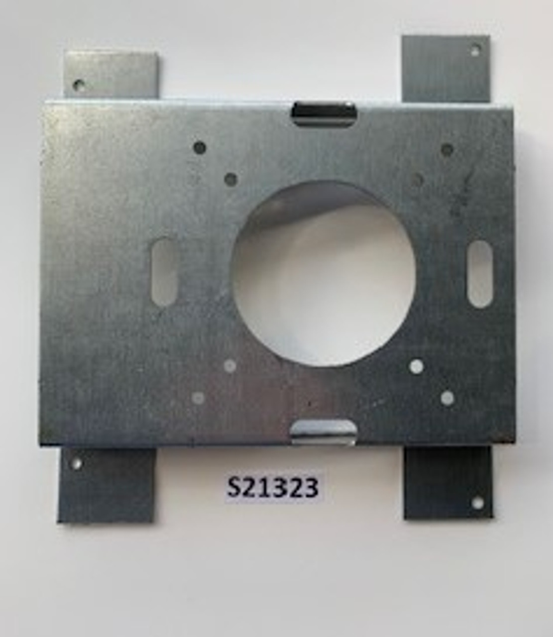 Bracket, Combustion Motor Mounting, Aaon, S21323
