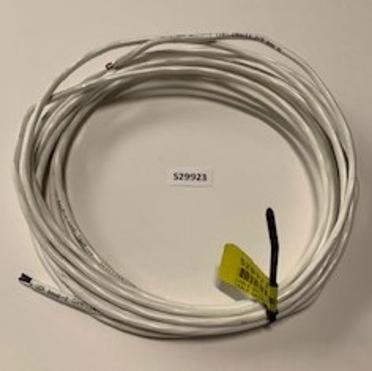 "Cable, Shielded 4/18 White 20"", Aaon, S29923"