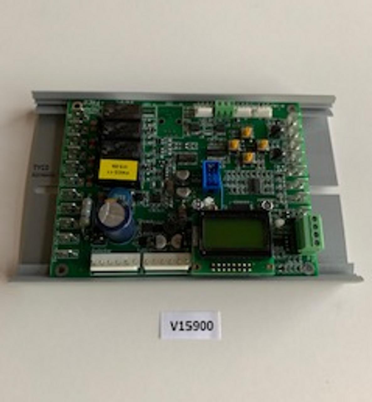Control, Board Mod Gas + Relays, Aaon, V51900